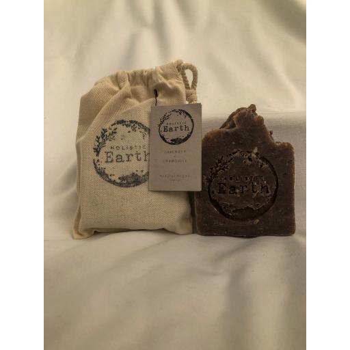 Holistic Earth Shampoo & Body Soap Bars