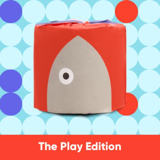 Play Edition Forest Friendly Toilet Paper