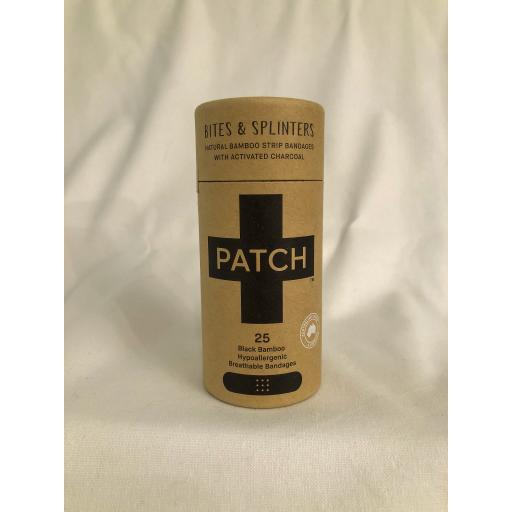 PATCH Biodegradable Bamboo Plasters
