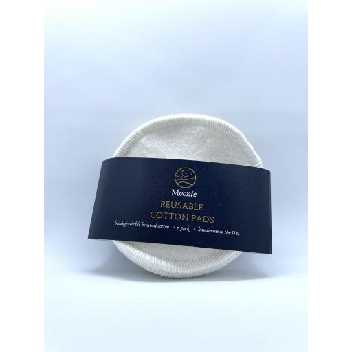 Moonie Make Up Remover Pads 7 Pack