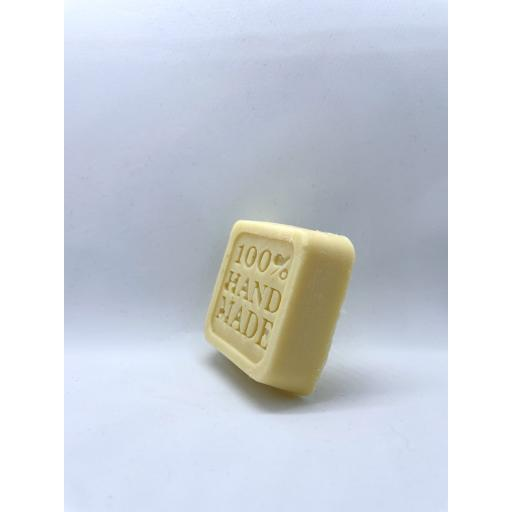 Handmade By Nature Solid Body Lotion Bar Cocoa Butter and Vitamin E