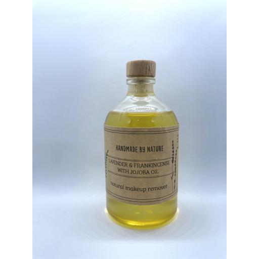 Handmade By Nature Natural Make Up Remover