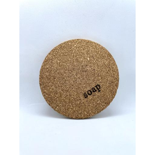Cork Soap Rest Mat