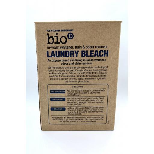 Eco-friendly Laundry Bleach