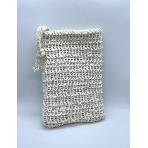 Soap Saver Exfoliator Bag