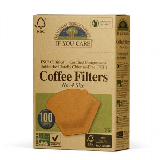 If You Care Coffee Filter 100 Pack