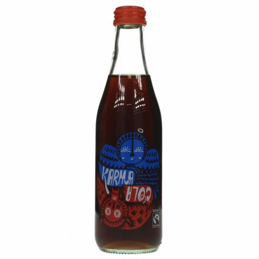 Karma Organic Cola