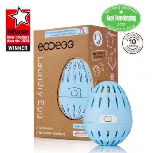 EcoEgg Laundry Egg - Fresh Linen